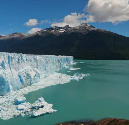 Argentina - perito moreno gletcher - rejser