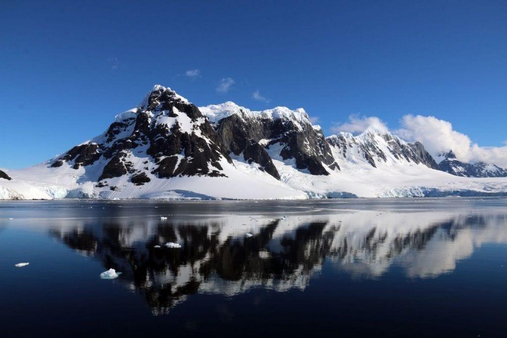 Antarctica Anvers Island travel