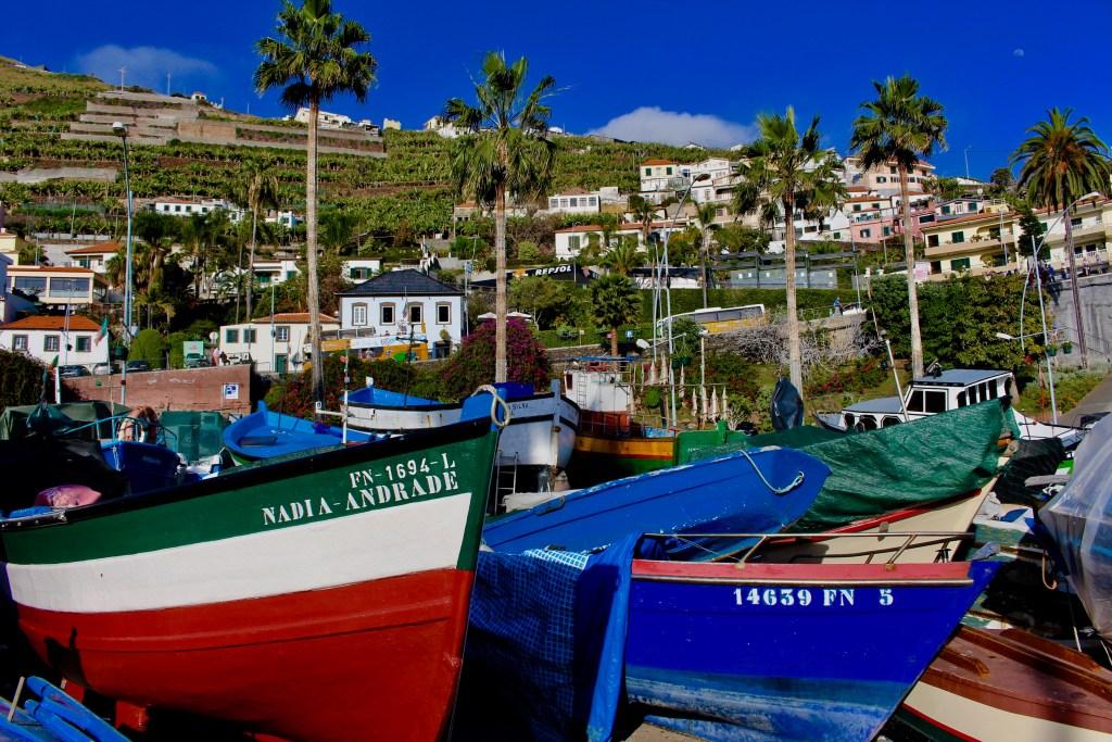 Portugal - Madeira, både - rejser