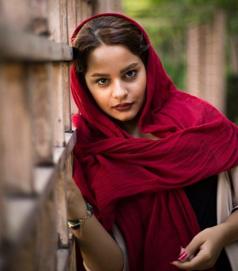 İran - kadın - seyahat