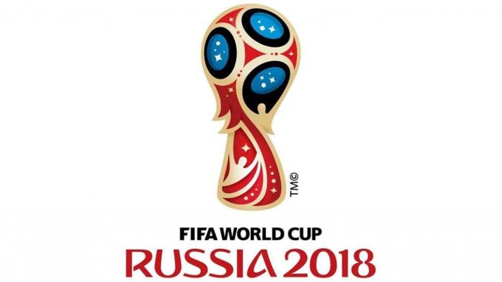 Rusland - VM-logo - rejser