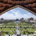 Iran - Isfahan - mosque - paglalakbay