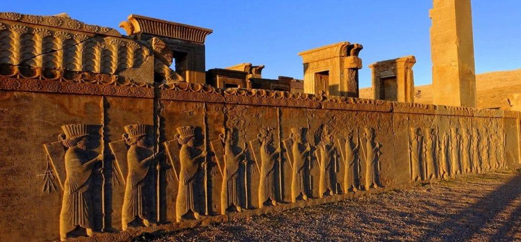 Iran persepolis-rectangle-rejse- Esfahan