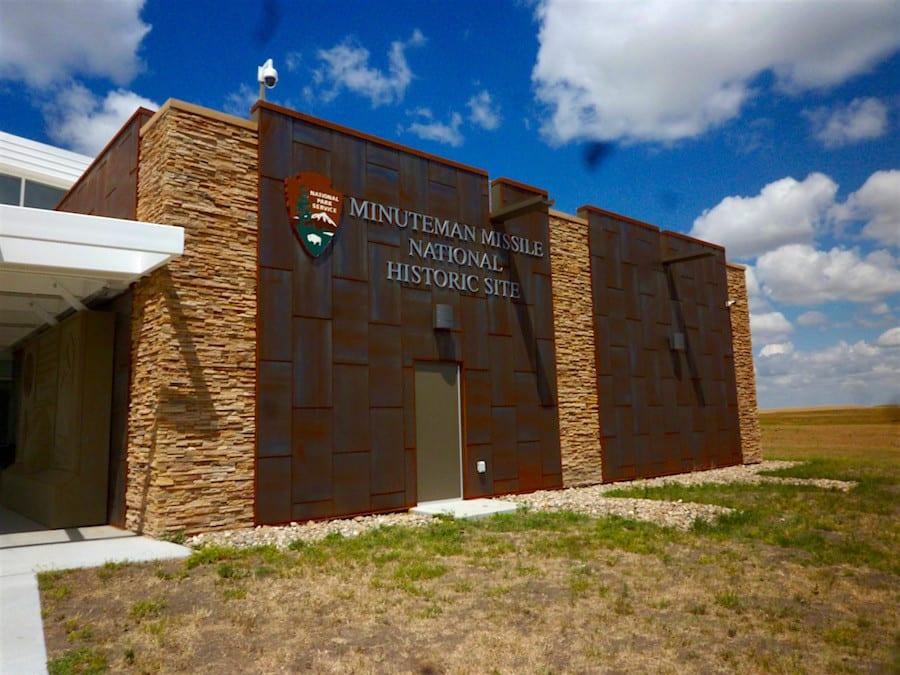 USA - South Dakota, Minuteman, Museum - rejser