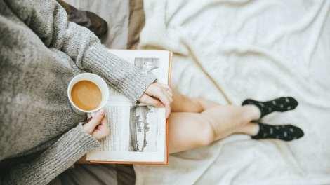 blog læser bog magasin menneske rejser