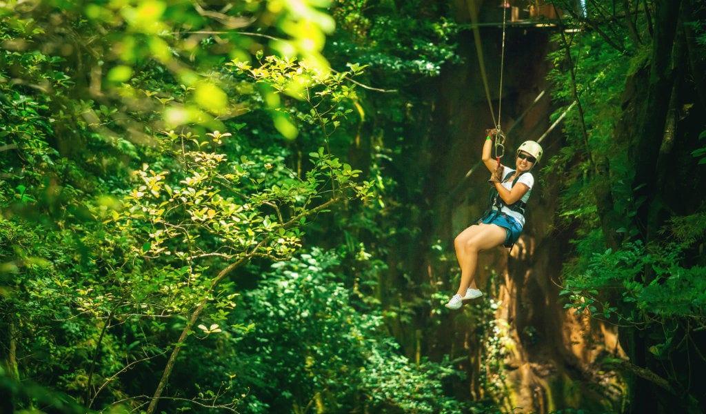 Lamatours.dk - Kosta Rika'da Zipline - Seyahat