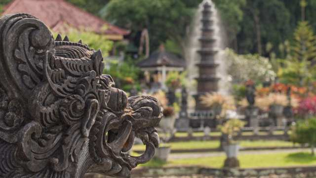 Indonezija - Bali, hram - putovanje