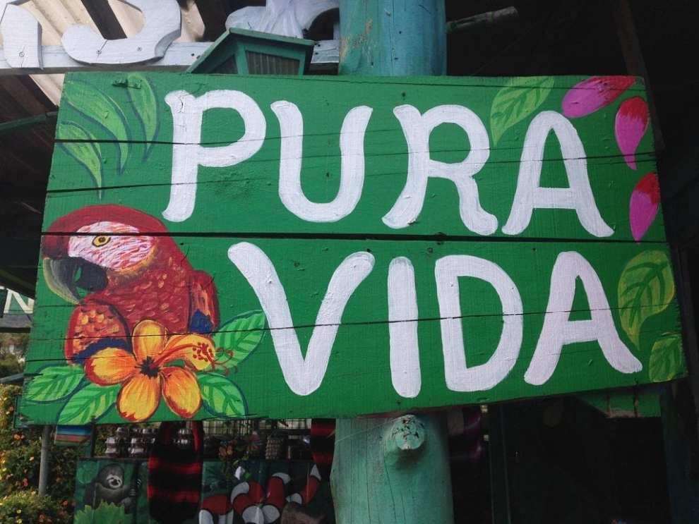 Kosta Rika - Pura Vida