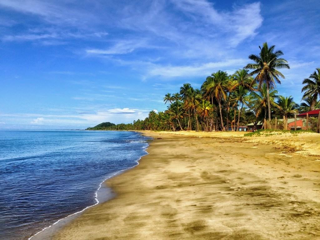 Fiji - beach - travel - The world's most beautiful islands