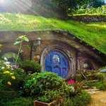 New Zealand - Hobbiton - rejser