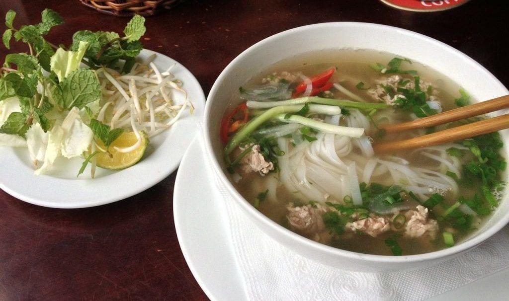 Vietnam - pho - rejser