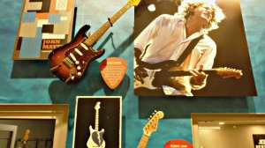 USA, Fenderfabrik - hall of fame, travel