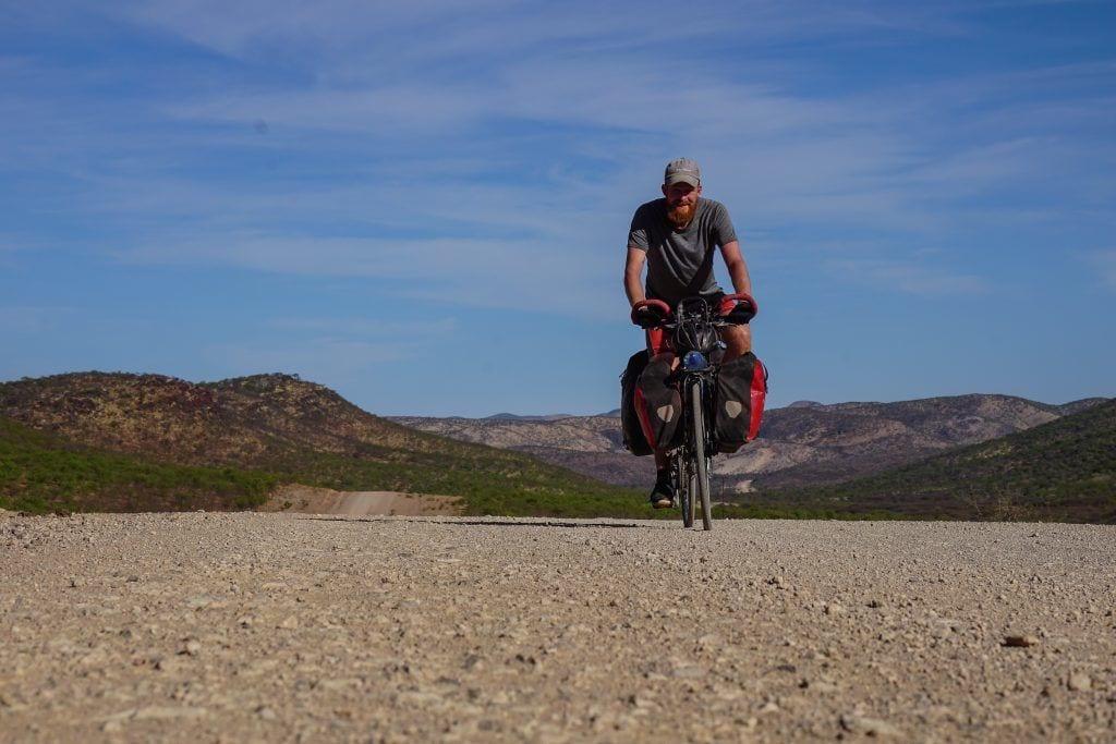 Afrika - Sune - Frihed på grusvejen - Cykelrejse