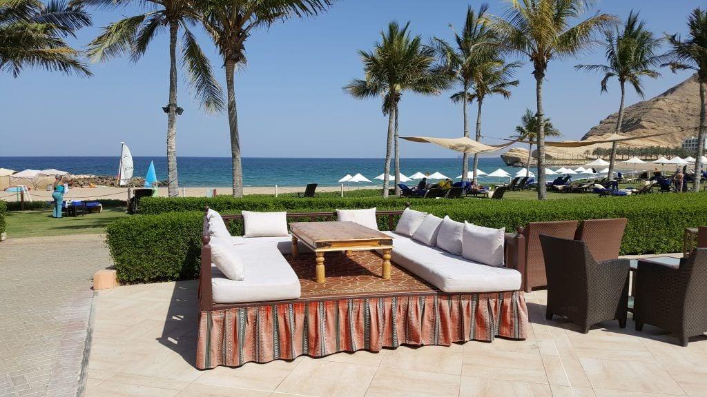 Oman - Luksushotel rejser