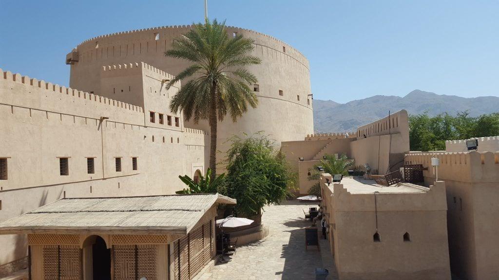 Oman - Nizwa fort