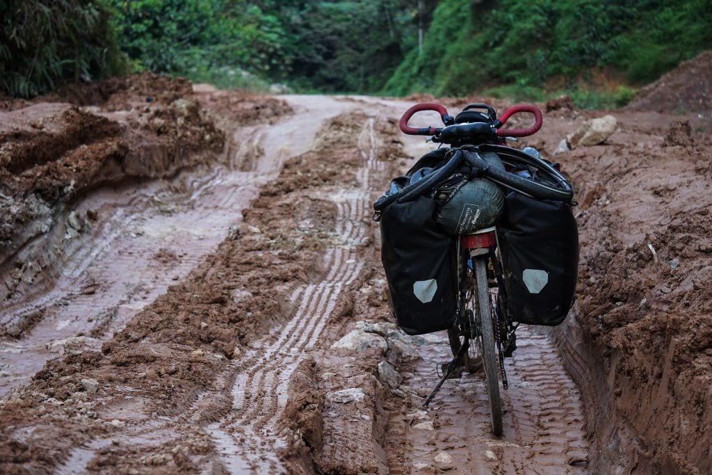 Afrika - Centralafrika - Cykelrejse
