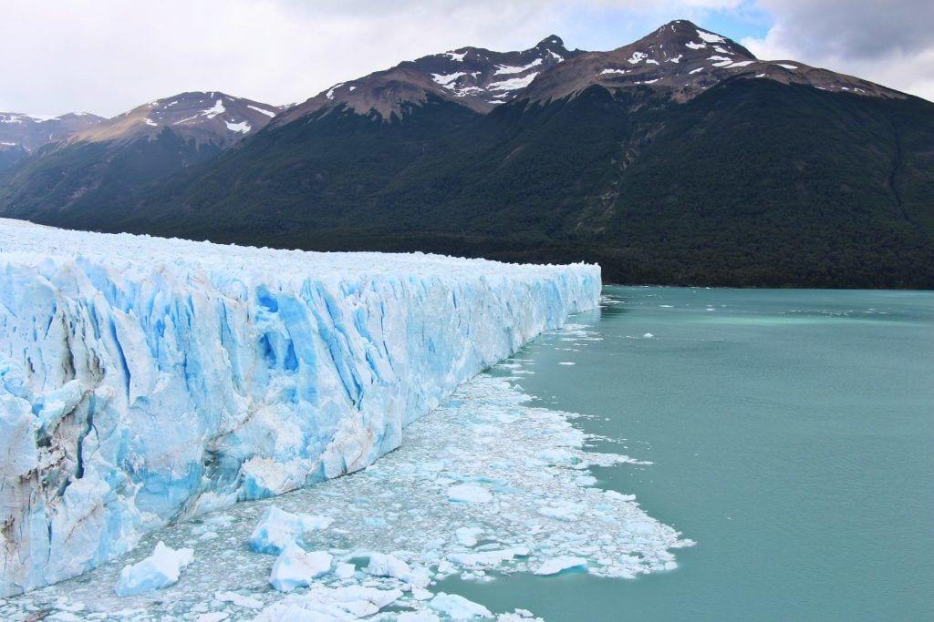 Perito Moreno: Mød en 160 meter høj isvæg