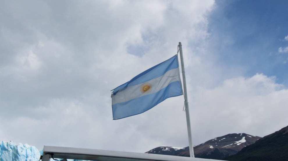Argentina isbreer perito moreno - reise