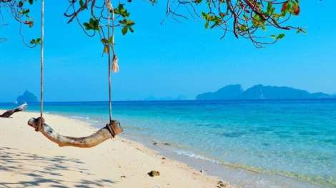 Thailand islands travel