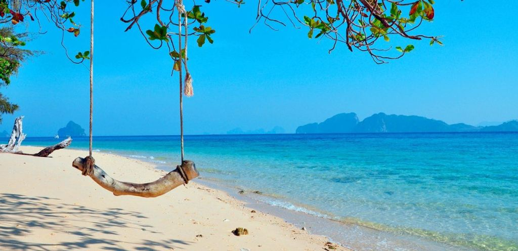 Thailand øer rejse