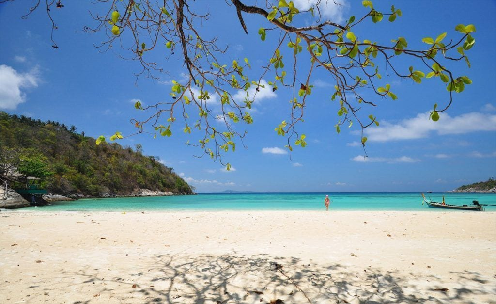 Thailand - koh-racha yai - strand - ferie i Thailand - rejser