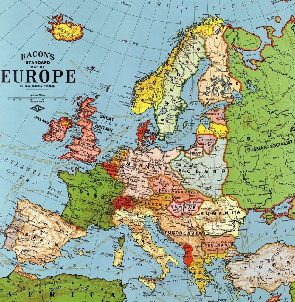 Europa 15 Oversete Destinationer Rejsefavoritterne Rejsrejsrejs