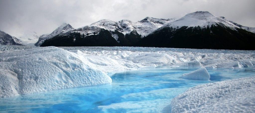 Argentina - glacier