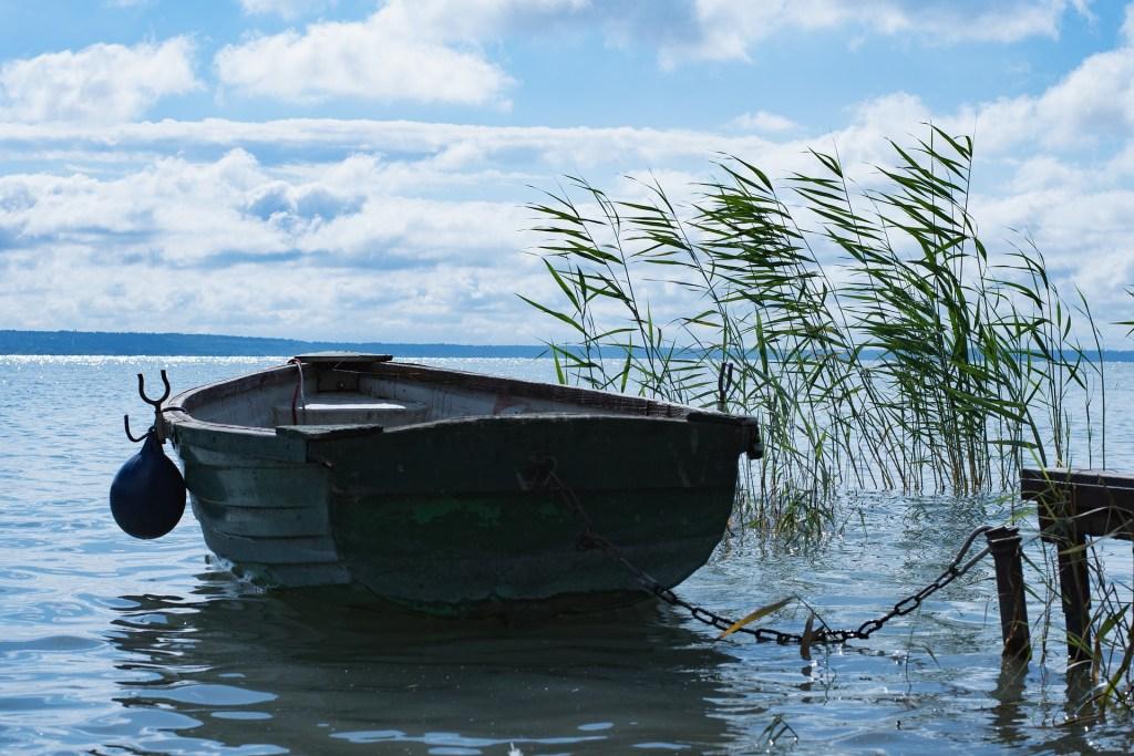 Europa Ungarn - Balatonsøen