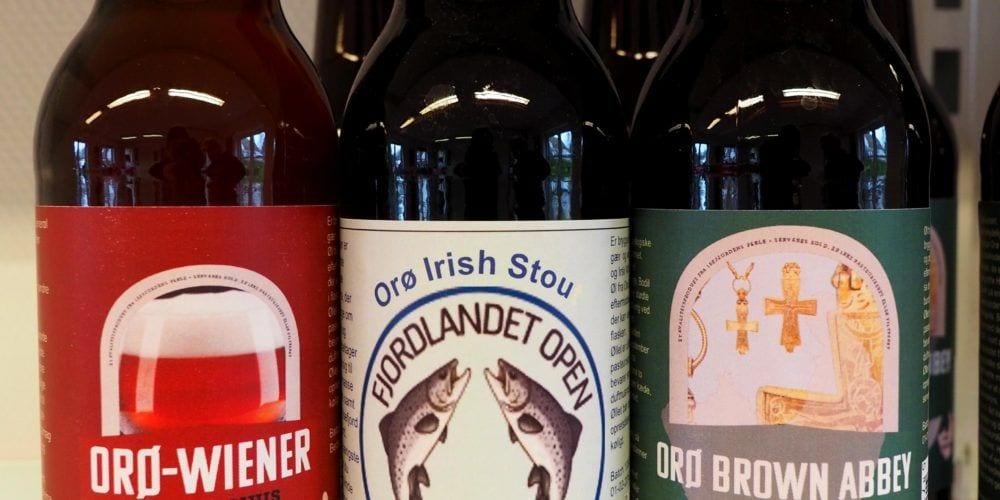 Danmark - Orø av Holbæk - Orø bryggeri