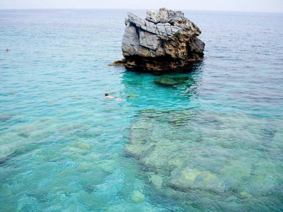 Greece - Pelion, water - travel