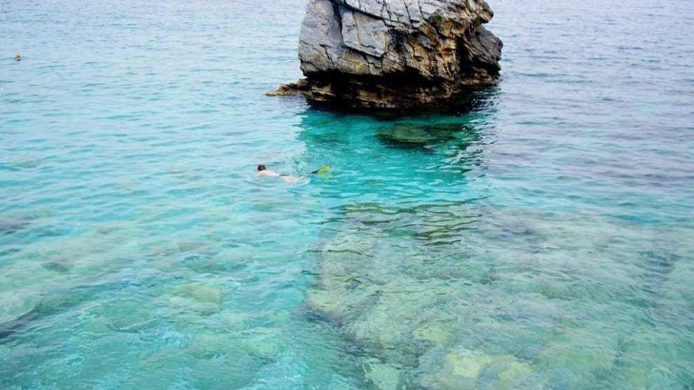 Grækenland - Pelion, vand - rejser