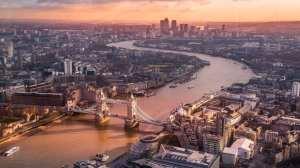 London - bro themsen storby byguide - rejser