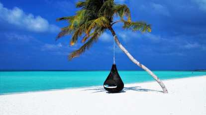 Maldives - beach - travel