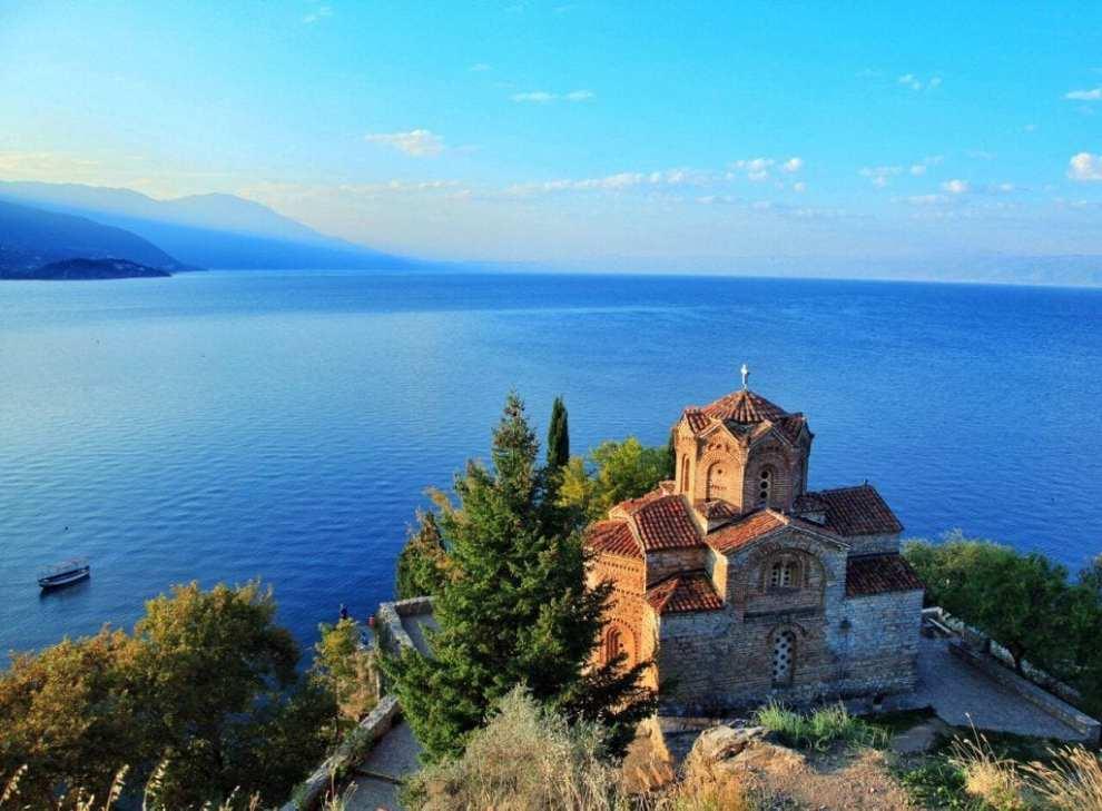 Macédoine - Culture métropolitaine des lacs - Voyage