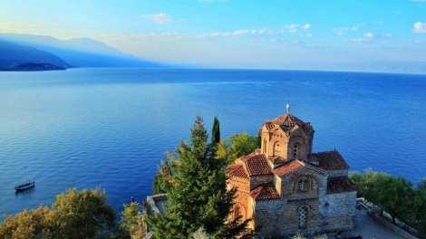 Makedonien - sø storby kultur - rejser