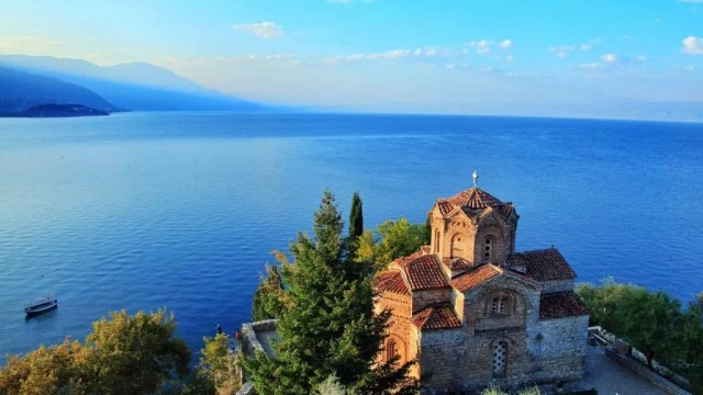 Macedonia - lake metropolitan culture - travel
