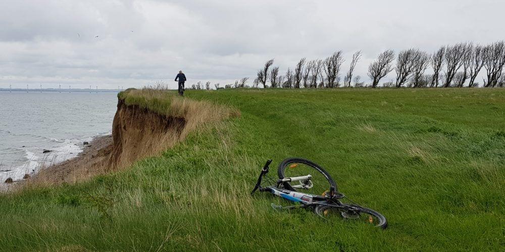 Tunø - danmark ø øer mountain bike - rejser