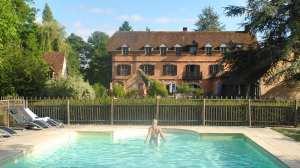 Frankrig - Domainde-de-Villeray_rejser