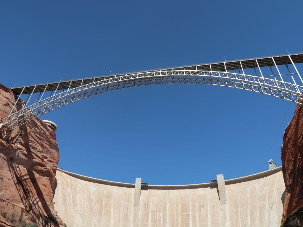 संयुक्त राज्य अमेरिका - ग्लेन डैम प्रकृति पुल - यात्रा - कोलोराडो नदी