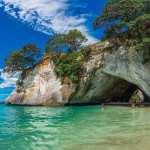 New Zealand - vand strand natur - rejser