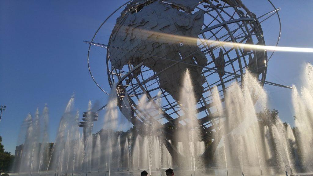 New York - globe park usa - travel