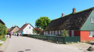 Fanø - by hus øer danmark - rejser
