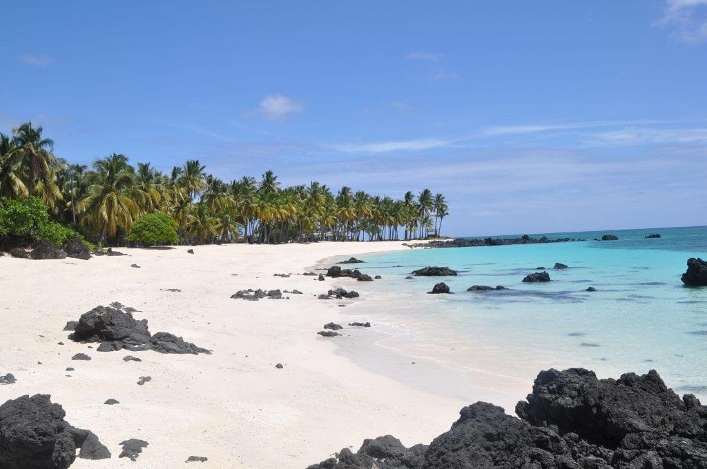 beach nature islands - travel
