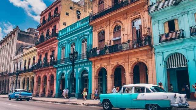 Cuba - car - travel