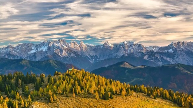 Austria - mountains nature alps - travel