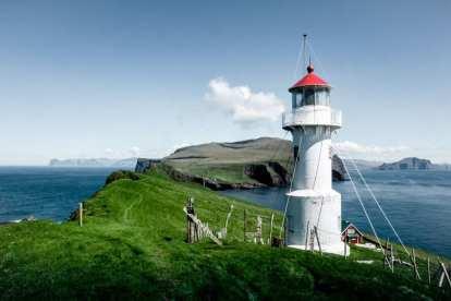 Færøerne Sarah Green Mykines