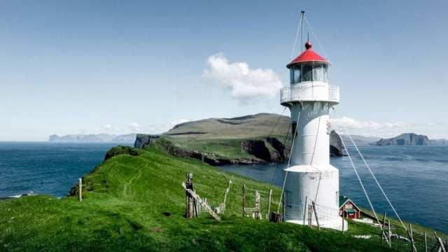 Isole Faroe Sarah Green Mykines