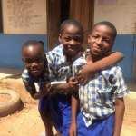 儿童-加纳-旅行