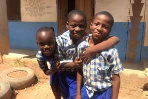 Children - Ghana - travel