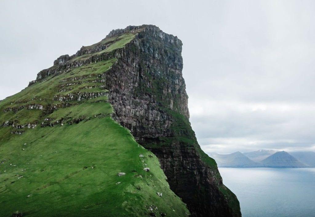 resa på Färöarna